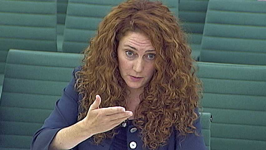 Rebekah Brooks arrested in U.K. phone-hacking scandal